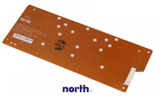 Moduł sterujący wyświetlacza do lodówki LG EBR55530403,1