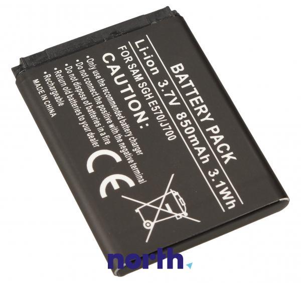 Akumulator | Bateria Li-Ion GSMA37147C 3.7V 600mAh SGH-J700 SGH-E570 do smartfona,0