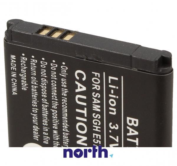 Akumulator | Bateria Li-Ion GSMA37147C 3.7V 600mAh SGH-J700 SGH-E570 do smartfona,2