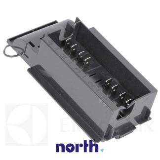 Kostka przyłączeniowa kabla zasilającego do płyty ceramicznej 3877778609,1