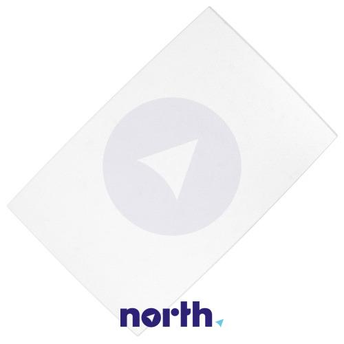 Szyba | Półka szklana chłodziarki (bez ramek) do lodówki 2145508004,0