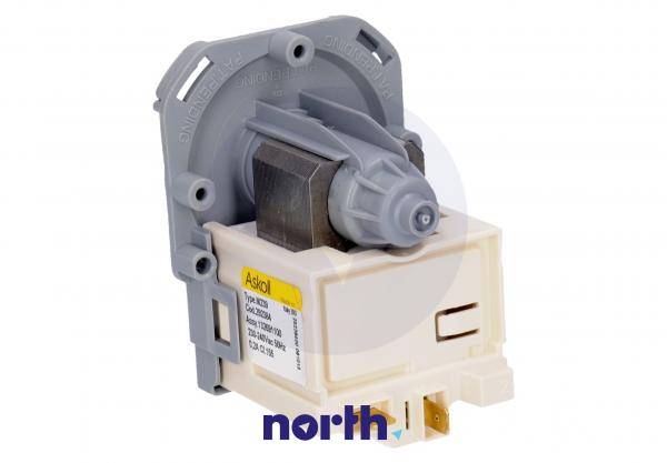 Silnik pompy odpływowej do pralki 1326911003,2