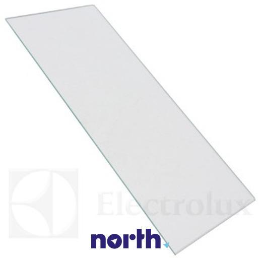 Szyba | Półka szklana chłodziarki dolna (bez ramek) do lodówki 2249064102,1