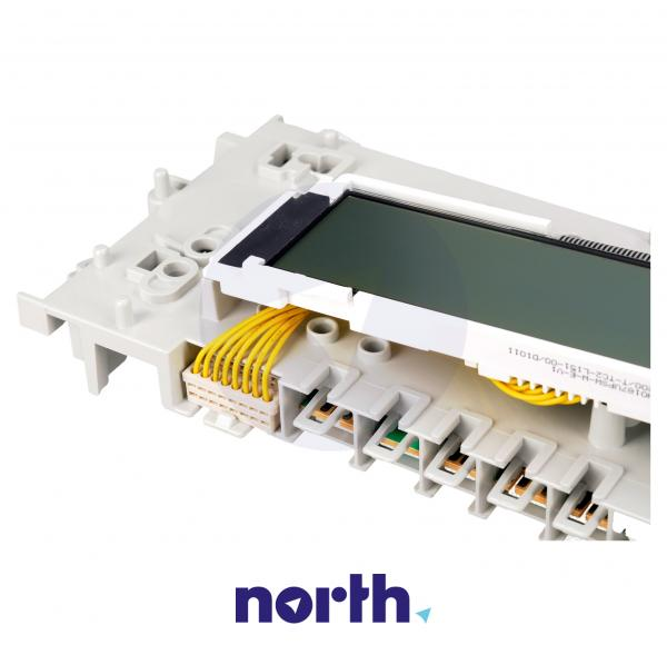 Moduł elektroniczny skonfigurowany do pralki Electrolux 973914529105012,3