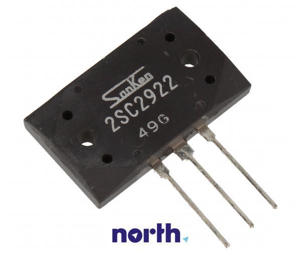 2SC2922 2SC2922 Tranzystor MT-200 (npn) 180V 17A 50MHz,0