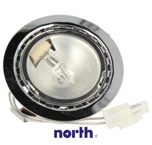 Żarówka | Lampa halogenowa (komplet) do okapu Siemens 00175069,1