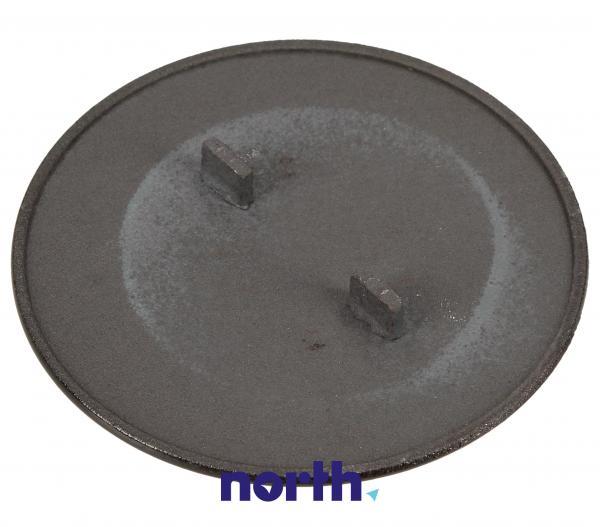 Pokrywa palnika średniego do płyty gazowej Whirlpool 481936069681,1