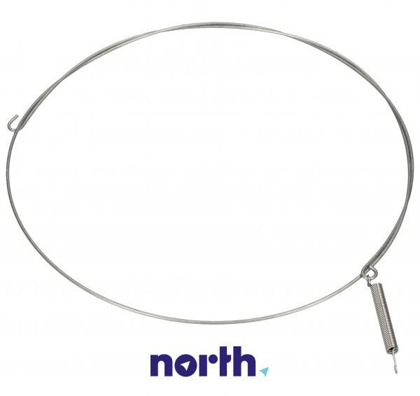 Opaska | Obejma fartucha (przednia) do pralki Whirlpool 481949268515,0
