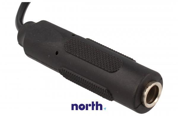 Kabel Jack 6,3mm stereo 5m (wtyk/ gniazdo) standard,2