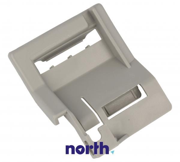 Zaczep grzebienia kosza na naczynia do zmywarki Siemens 00167273,0