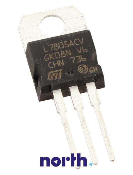 L7805ACV Układ scalony (stabilizator plusowy) L7805ACV,0