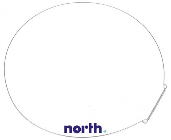 Opaska | Obejma fartucha (przednia) do pralki Whirlpool 481249298011,0