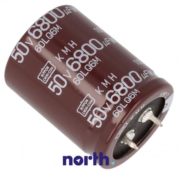 6800uF | 50V Kondensator elektrolityczny 105°C EKMH500VSN682MR40S 40mm/30mm,0
