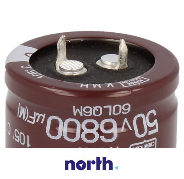 6800uF   50V Kondensator elektrolityczny 105C EKMH500VSN682MR40S 40mm/30mm,2