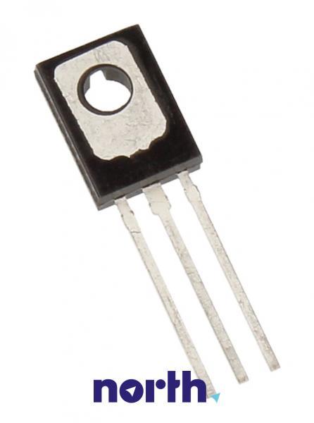 BD679 Tranzystor TO-126 (npn) 80V 4A 1MHz,1