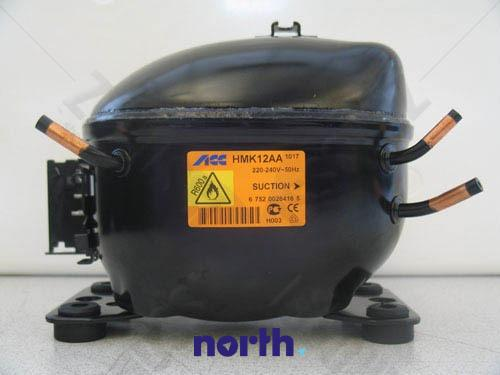 Sprężarka   Kompresor HMK12AA ACC lodówki Zanussi 4055045639 (agregat),0
