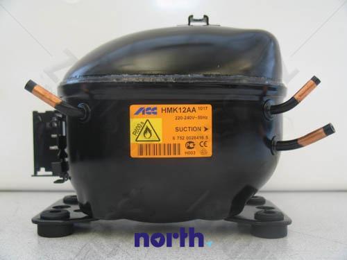 Sprężarka   Kompresor HMK12AA ACC lodówki Zanussi 4055045639 (agregat),1