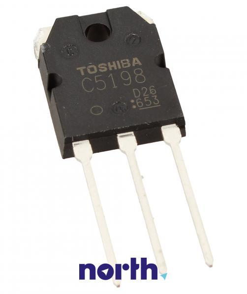 2SC5198 Tranzystor TO-3 (npn) 140V 10A 30MHz,0
