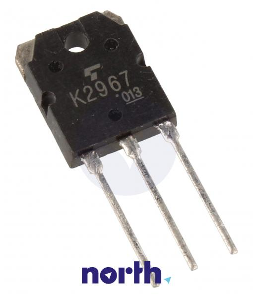 2SK2967 Tranzystor MOS-FET TO-3P (n-channel) 250V 30A 50MHz,0