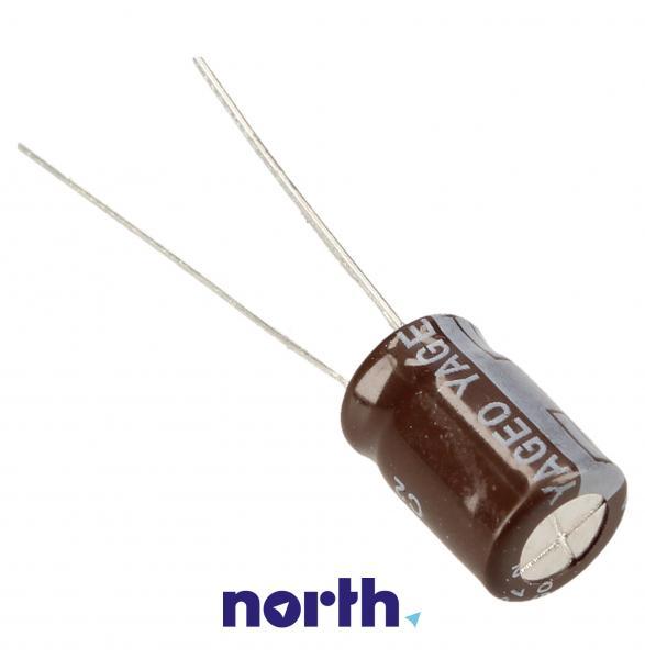 4.7uF | 250V Kondensator elektrolityczny 105°C 12mm/10mm,1