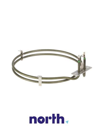 Grzałka termoobiegu 2400W piekarnika Siemens 00097855,1
