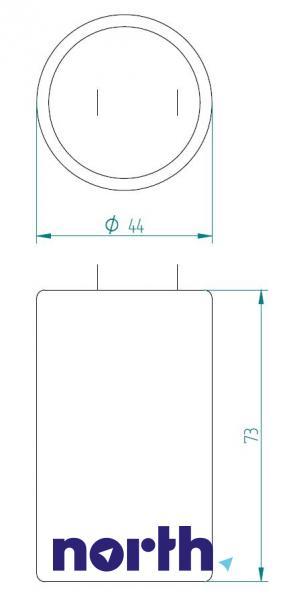 Akumulator żelowy 2,0V5,0AH,1