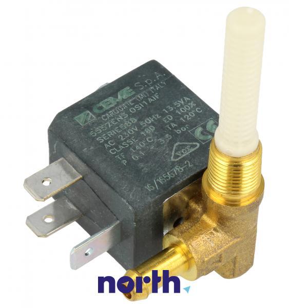 Elektrozawór pojedynczy do generatora pary Rowenta CS00090993,0