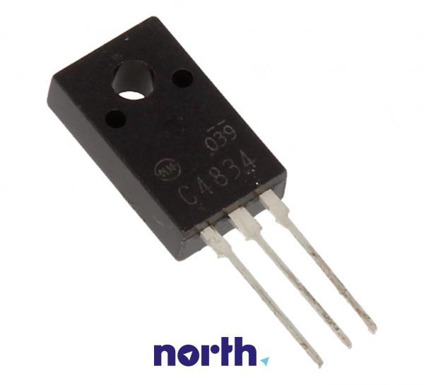2SC4834 Tranzystor TO-126 (npn) 400V 8A 13MHz,0