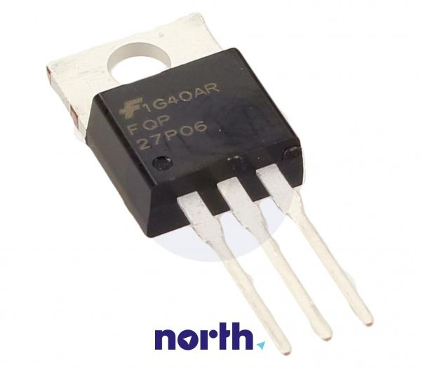 FQP27P06 Tranzystor MOS-FET TO-220 (p-channel) 60V 27A 5MHz,0