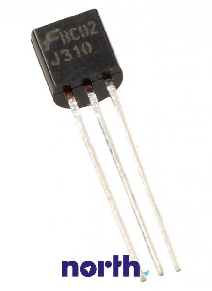 J310 Tranzystor TO-92 (n-channel) 25V 0.01A 450MHz,0