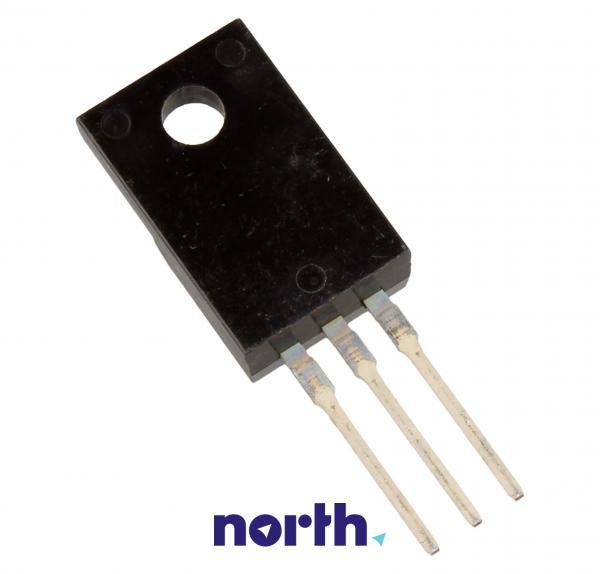 FQPF8N60C Tranzystor MOS-FET TO-220 (n-channel) 600V 6.26A 16MHz,1