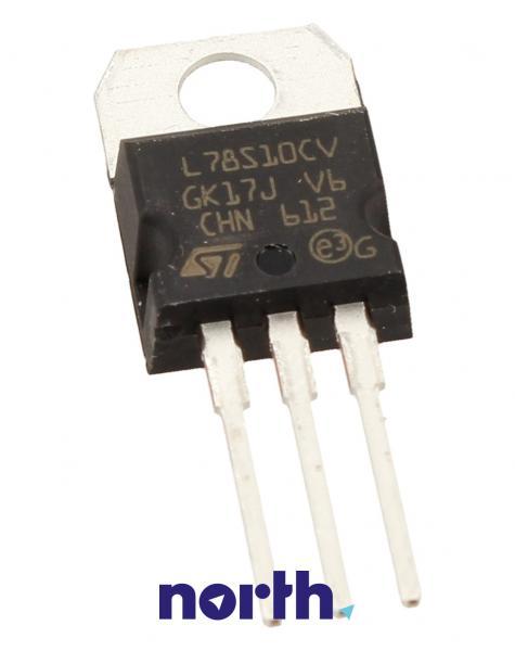 L78S10CV Układ scalony (stabilizator plusowy) L78S10CV,0