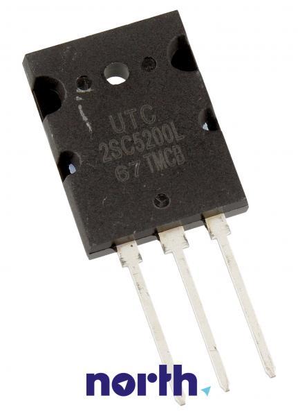2SC5200 Tranzystor TOP-3 (npn) 230V 15A 30MHz,0