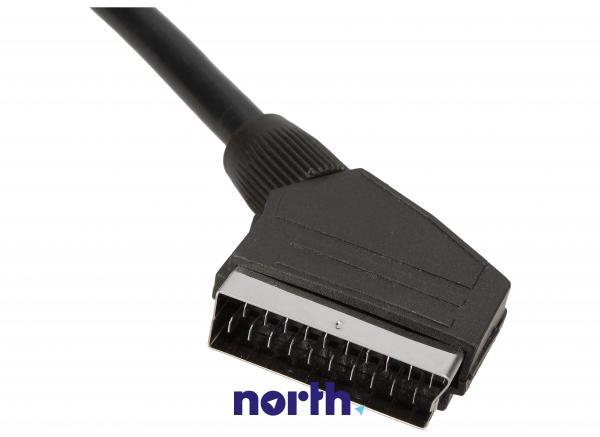 Kabel SCART 1m (wtyk/wtyk),1