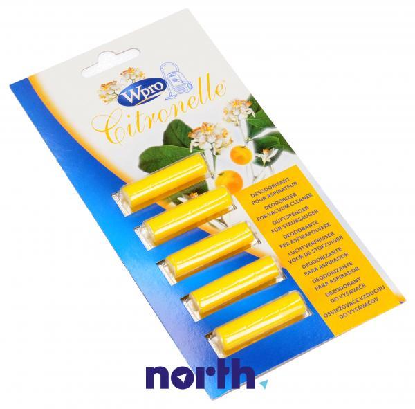 Wkład zapachowy ACT001 (cytrynowy) 5szt. Wpro do odkurzacza 481981729322,0