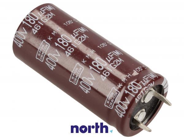 180uF | 400V Kondensator elektrolityczny 105C EKMH401VSN181MP50S 50mm/22mm,0