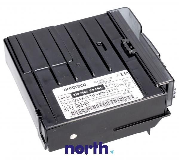 Inwerter sprężarki do lodówki Liebherr 614358200,0