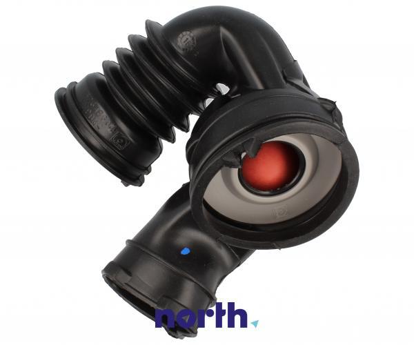 Rura | Wąż połączeniowy bęben - pompa do pralki Electrolux 1320721531,2