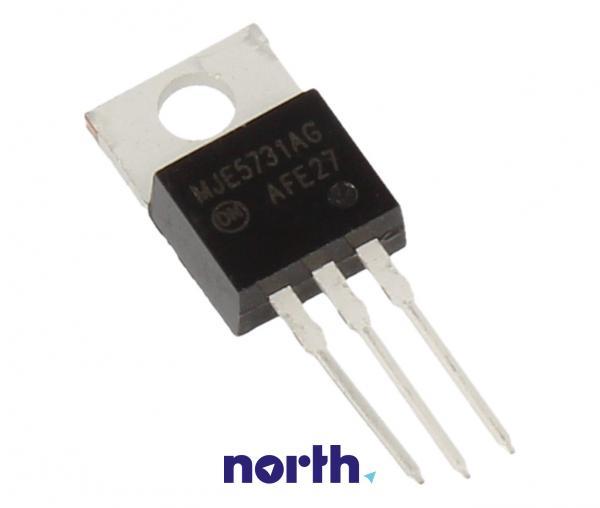 MJE5731AG MJE5731AG Tranzystor TO-220AB (PNP) 375V 1A 10MHz,0