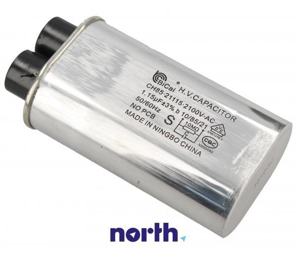 1.15uF | 2100V Kondensator 481912138013 do mikrofalówki,0