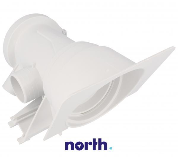 Obudowa pompy odpływowej z filtrem do pralki 481248058105,2