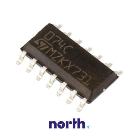 Przekaźnik TL074CD do wzmacniacza,0