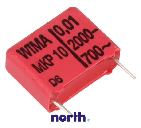 0.01uF   2000V Kondensator impulsowy MKP10 WIMA,0