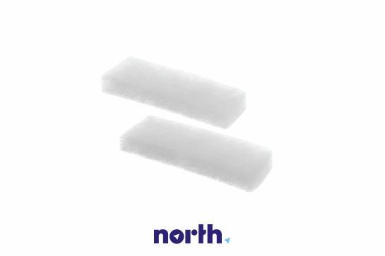 Filtr (2szt.) wylotowy do odkurzacza - oryginał: 00168947,1