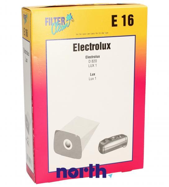 Worek do odkurzacza E16 Electrolux 5szt. 000712K,0
