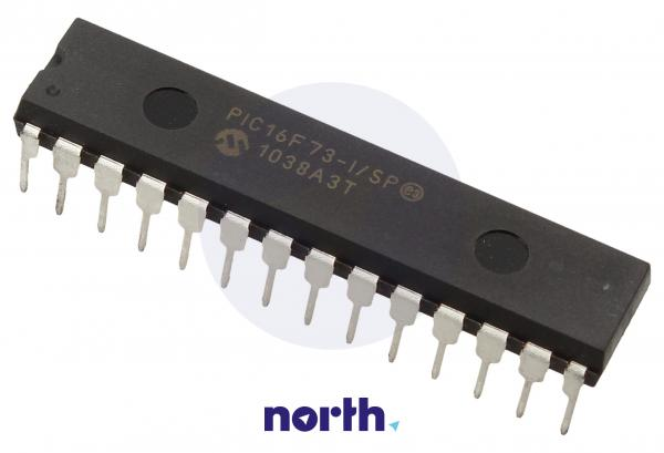 Mikroprocesor PIC16F73ISP PIC16F73-I/SP,0