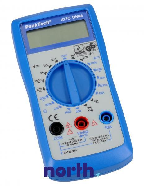 Miernik | Multimetr P1070 Peaktech,1