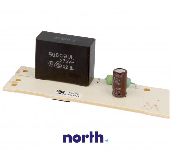Inwerter | Moduł elektroniczny do lodówki Liebherr 611381400,2