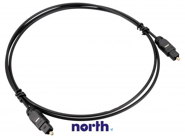 Kabel optyczny 1m (wtyk/wtyk) standard,0