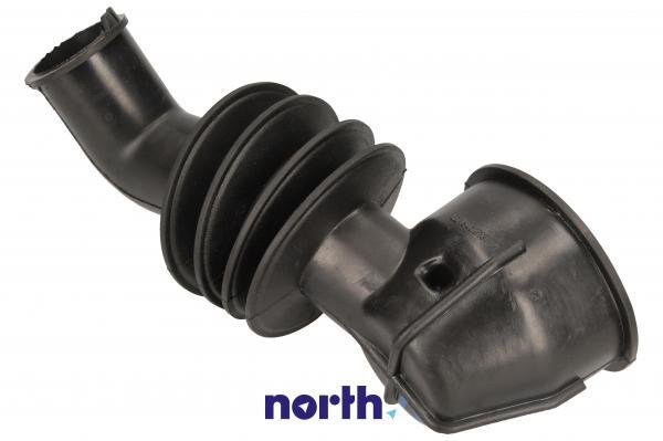 Rura | Wąż połączeniowy bęben - pompa do pralki Whirlpool 481253028826,1